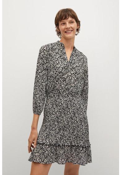 Mango Флорална рокля Rita Жени