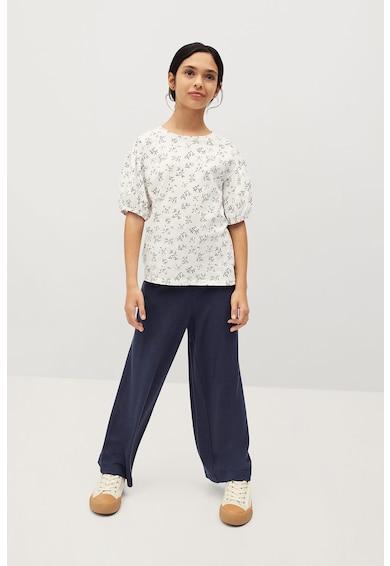 Mango Тениска Versales от органичен памук Момичета