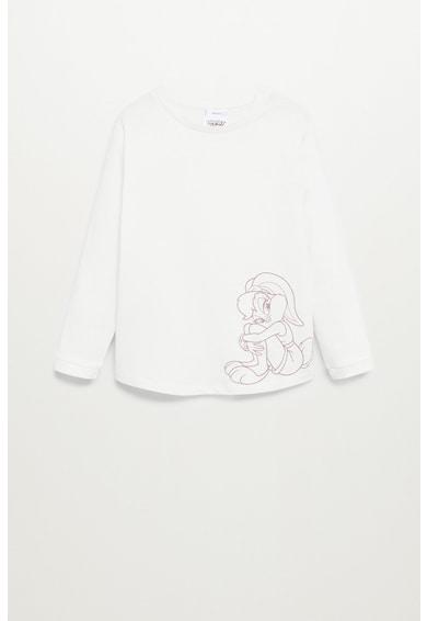 Mango Пижама Bunny от органичен памук Момичета