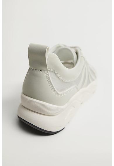 Mango Спортни обувки Iola с прозрачни зони Жени