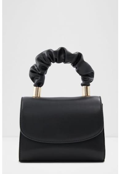 Aldo Geanta crossbody de piele ecologica cu bareta din lant Vladya Femei