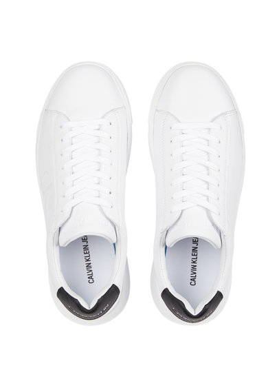 CALVIN KLEIN JEANS Pantofi sport low-cut de piele Barbati