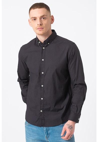 Tom Tailor Риза с копчета на яката Мъже