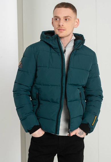 SUPERDRY Зимно яке с поларена подплата Мъже