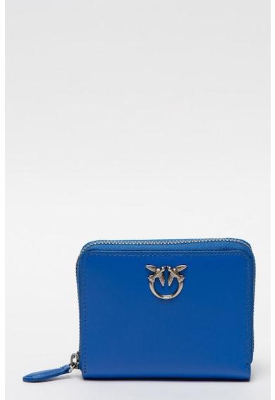 Pinko Кожено портмоне Taylor с лого Жени