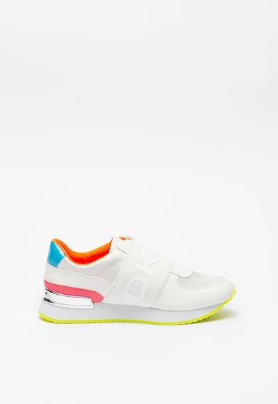DKNY Pantofi slip-on cu logo Marli Femei