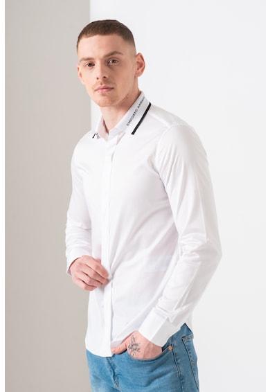 Emporio Armani Риза с яка Мъже