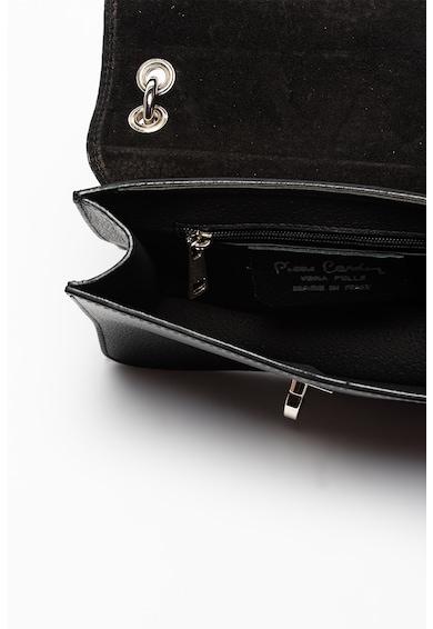 Pierre Cardin Geanta crossbody de piele cu bareta lant detasabila Femei