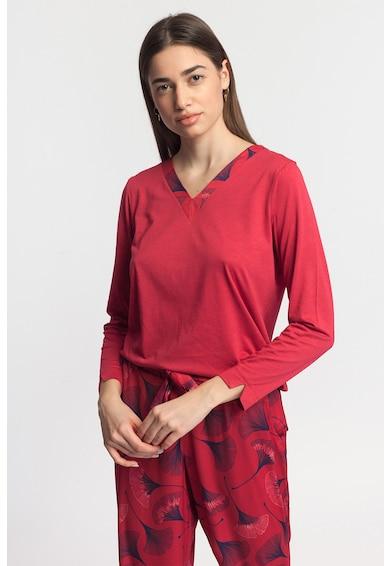 Sofiaman Домашна блуза с модал и памук Beatrice Жени