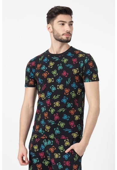 Moschino Домашна тениска с щампа Мъже