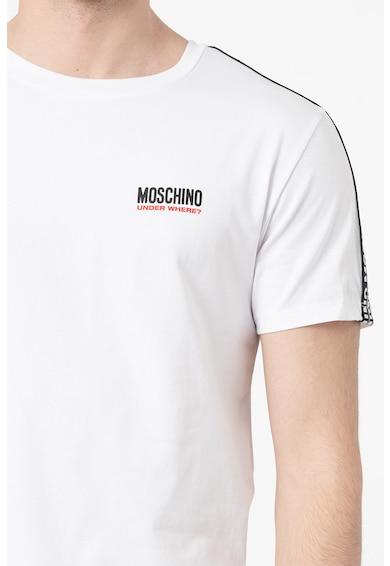 Moschino Домашна тениска с лого Мъже