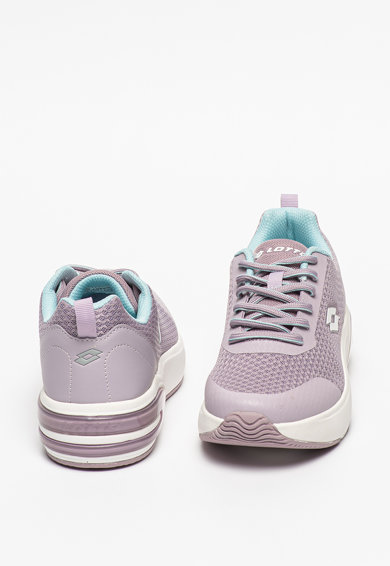 Lotto Pantofi sport cu detalii de piele ecologica Stella Femei