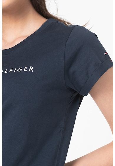 Tommy Hilfiger Домашна тениска с лого Жени