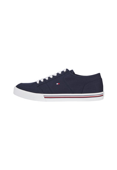 Tommy Hilfiger Pantofi sport cu sireturi contrastante Barbati