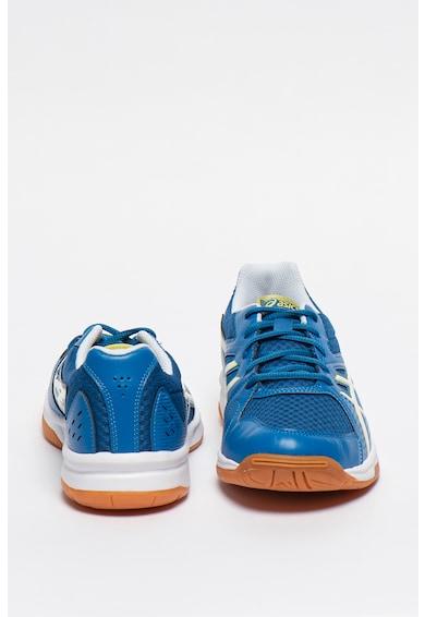 Asics Pantofi de piele ecologica si plasa pentru handbal Upcourt 3 Femei