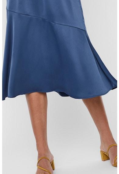 Vero Moda Jack&Jones, Сатинирана пола с еластична талия Жени