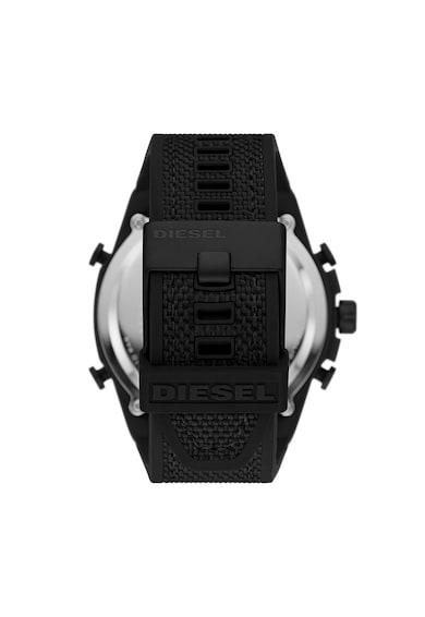 Diesel Ceas digital cu o curea de silicon Barbati