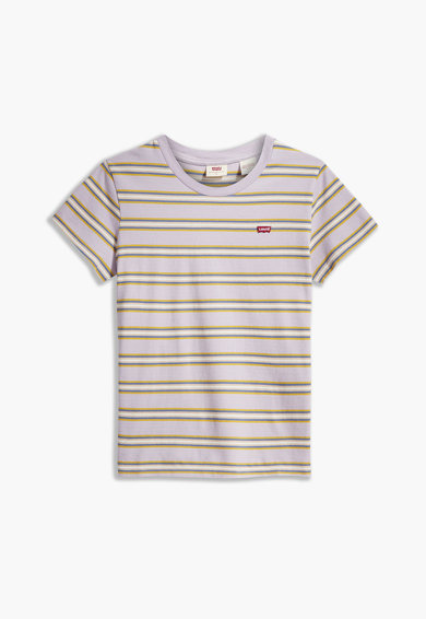 Levi's Tricou cu model in dungi Perfect Tee Femei