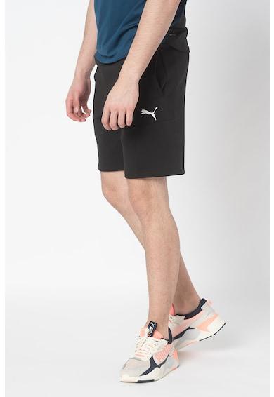 Puma Pantaloni scurti sport cu snur in talie, pentru fitness Epoch Barbati