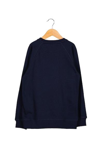 Gant Bluza sport cu imprimeu logo si maneci raglan Fete