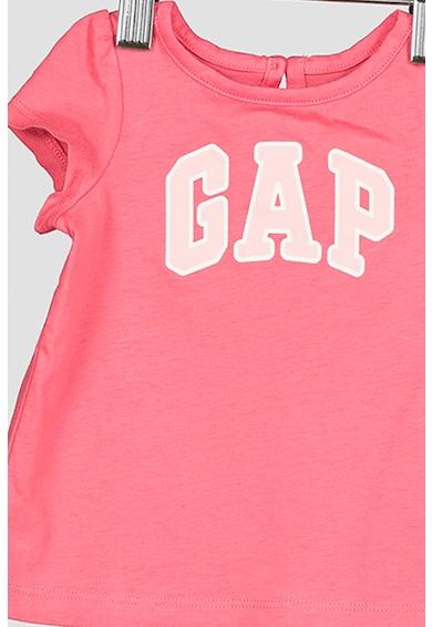 GAP Rochie tip tricou cu imprimeu logo Fete