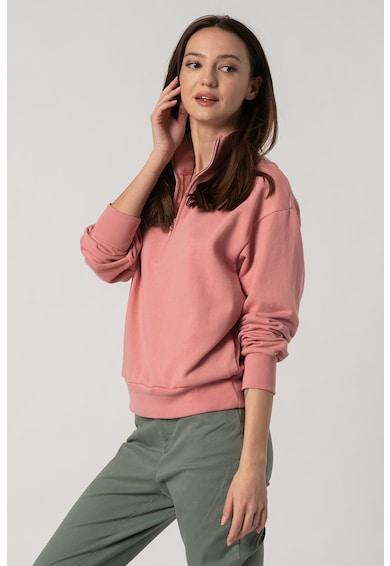 GAP Bluza sport cu fenta cu fermoar Femei