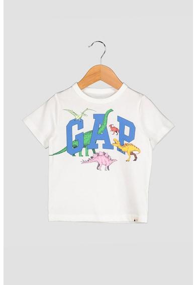 GAP Tricou regular fit cu model logo si grafic Baieti