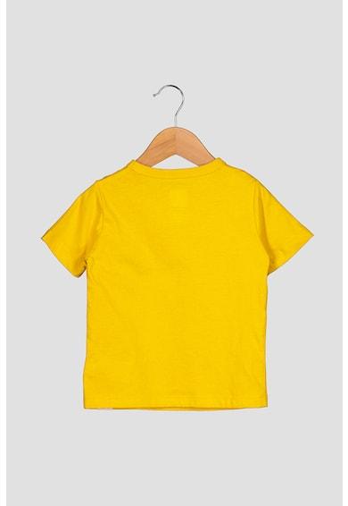 GAP Tricou din bumbac organic cu imprimeu Fete