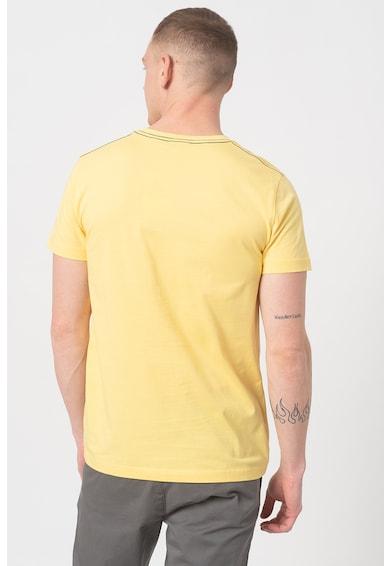 Gant Tricou regular fit cu imprimeu logo Barbati