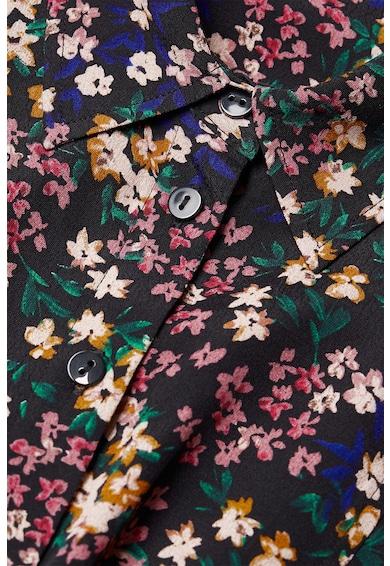 Mango Rochie maxi cu imprimeu floral North Femei