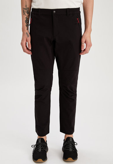 DeFacto Pantaloni conici Barbati
