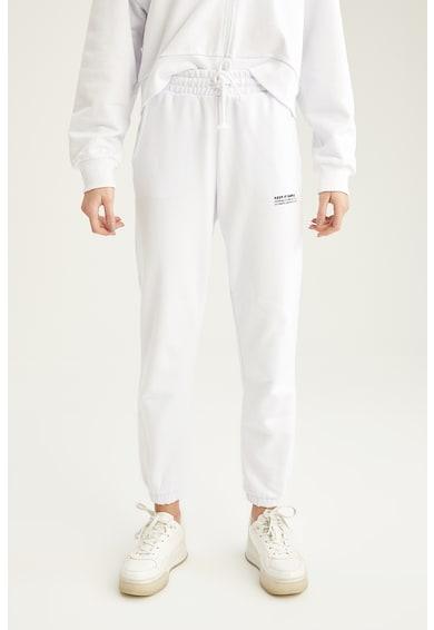 DeFacto Pantaloni sport cu croiala conica Femei