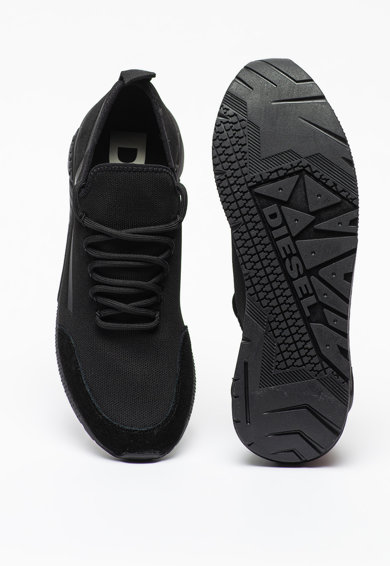 Diesel Pantofi sport slip-on de plasa S-Kby Barbati