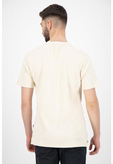!Solid Tricou din amestec de bumbac Barbati