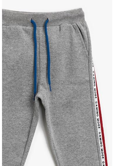 KOTON Pantaloni sport cu benzi laterale contrastante Baieti