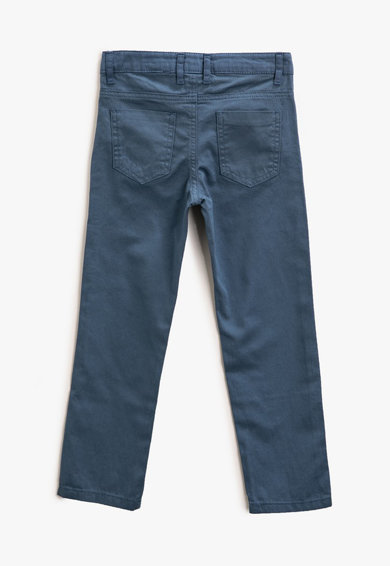 KOTON Pantaloni drepti cu 5 buzunare v Baieti
