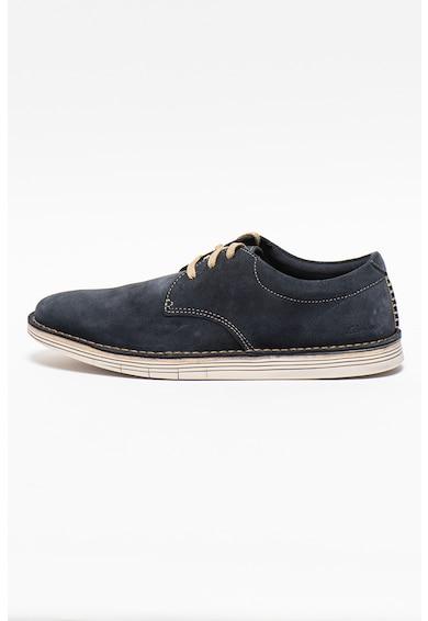 Clarks Pantofi casual de piele intoarsa Forge Vibe Barbati
