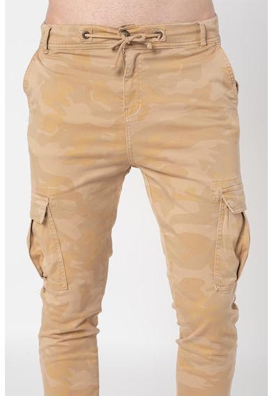 LTB Pantaloni cargo slim fit Tibaki Barbati