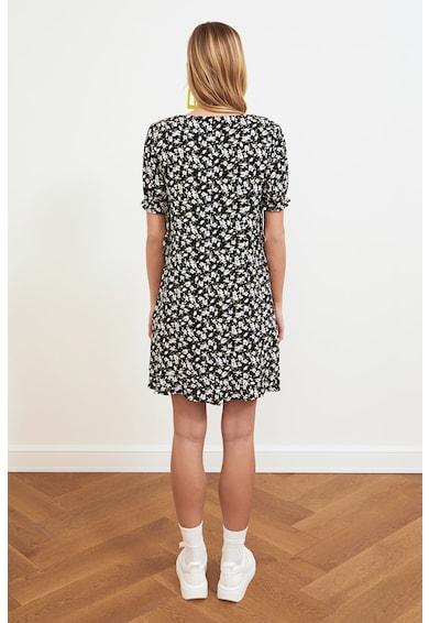Trendyol Rochie mini cu imprimeu floral Femei