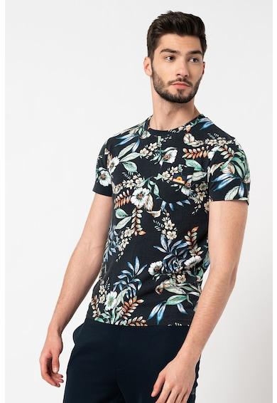 SUPERDRY Tricou cu imprimeu AOP Barbati