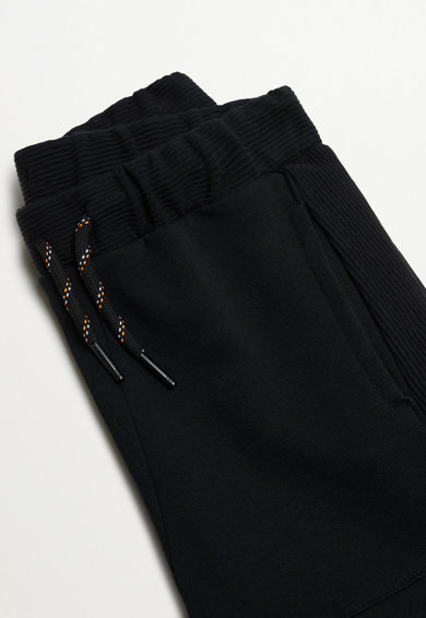 Mango Pantaloni sport cu detalii striate Lewis Baieti