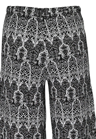 Acob à porter Pantaloni cu croiala ampla si model etnic Femei