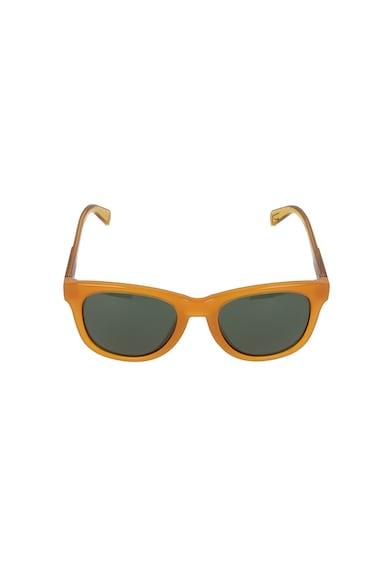 Diesel Ochelari de soare dreptunghiulari unisex Femei
