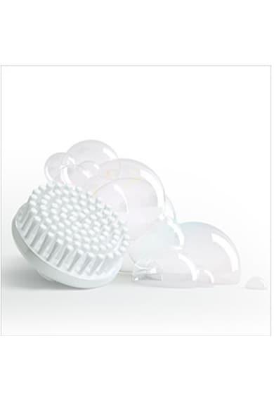 Braun Epilator Facial  Face SE851 Editie Premium, 10 prinderi, 4 perii diferite, Wet&Dry, Gentuta, Alb Femei