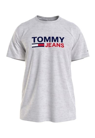 Tommy Jeans Tricou din bumbac organic cu logo Barbati