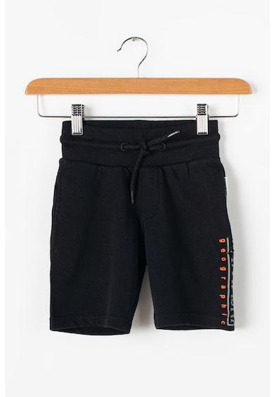 Napapijri Pantaloni sport scurti cu imprimeu logo Nadyr Fete