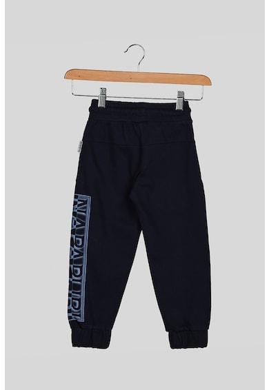 Napapijri Pantaloni sport cu imprimeu logo Madyr Fete