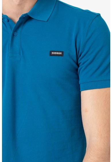 Napapijri Tricou polo cu logo Taly Barbati