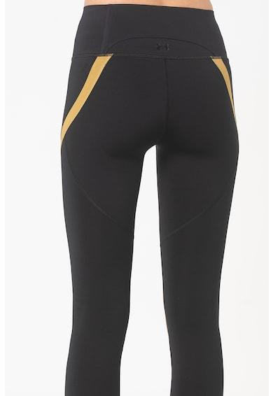 Under Armour Colanti elastici cu terminatie asimetrica pentru fitness Misty Signature Femei