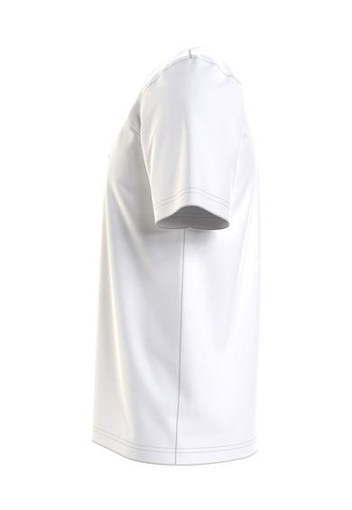 Tommy Hilfiger Tricou de bumbac organic cu imprimeu logo Barbati